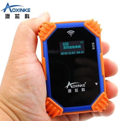 云巡更机巡更棒手机查询GPRS实时巡逻巡检巡查系统打点器终身质保